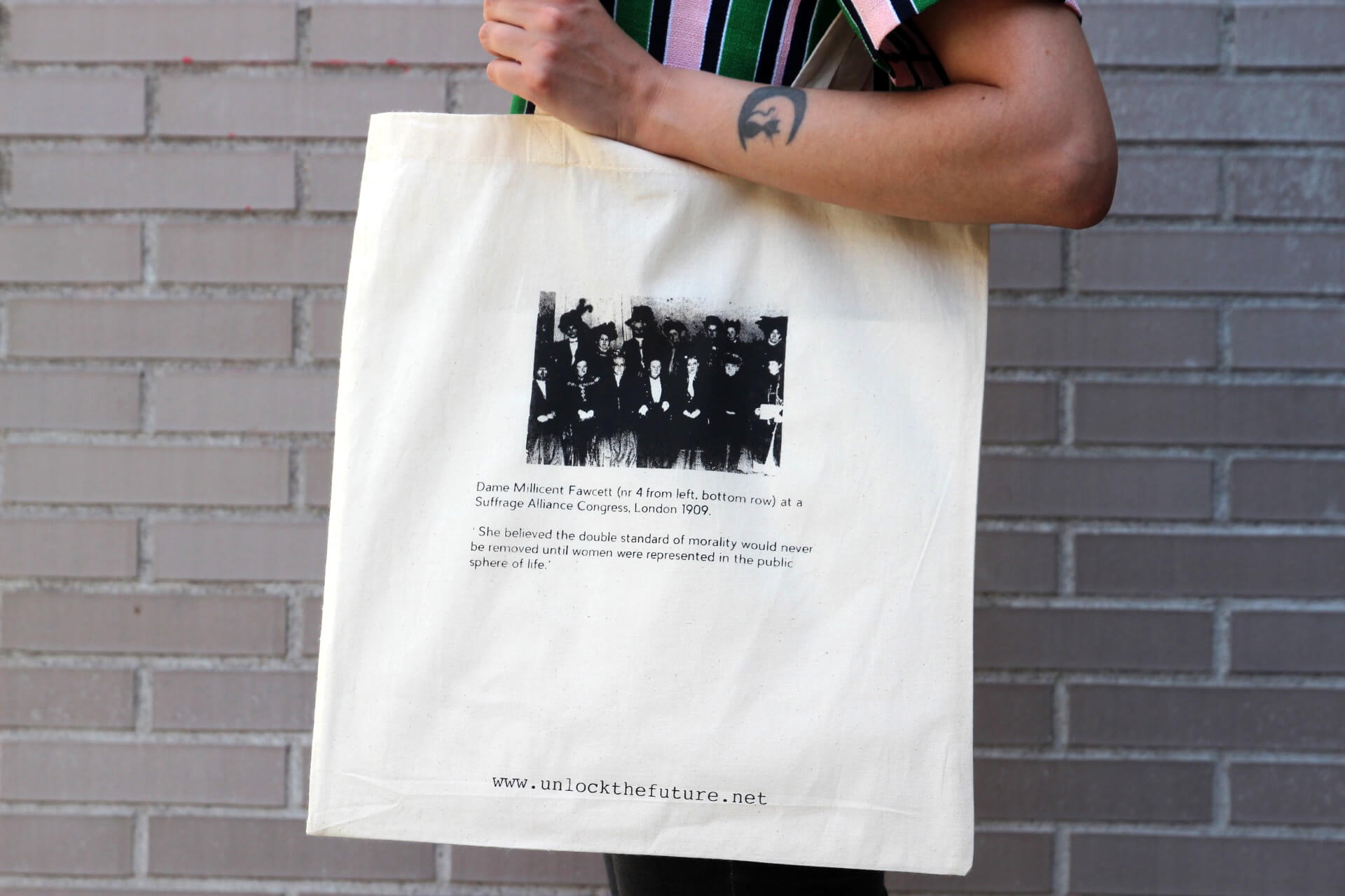 Tote Bags for Pacwoman Productions